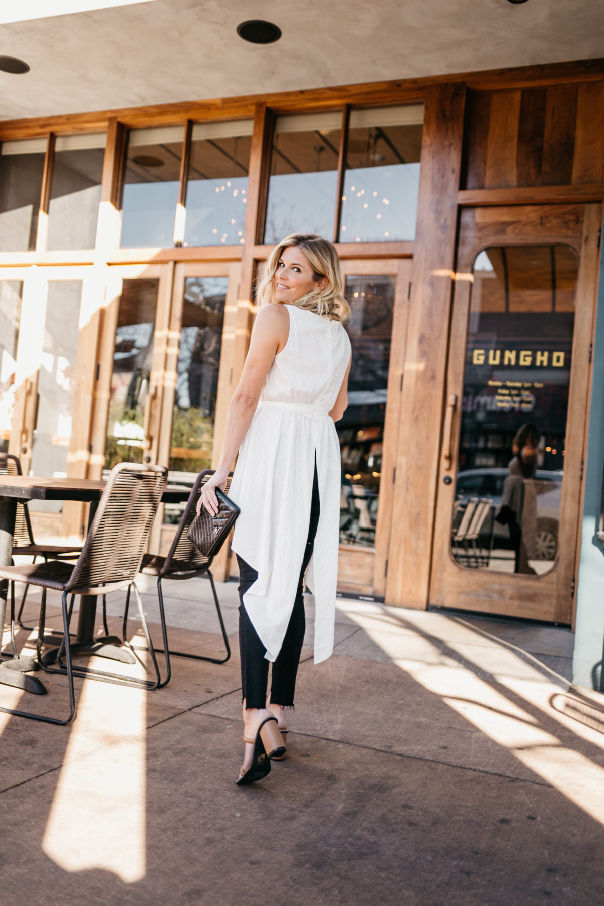 SPRING TRANSITIONAL OUTFITS