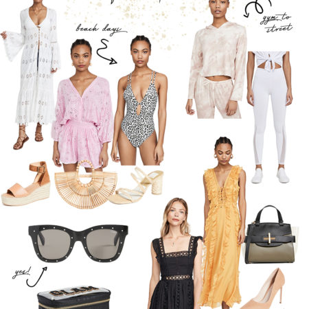 shopbop spring sale 2020 picks by brooke of one small blonde