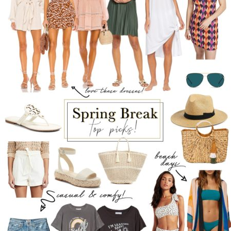 SPRING BREAK STYLE PICKS