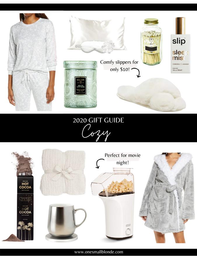 Cozy gift ideas