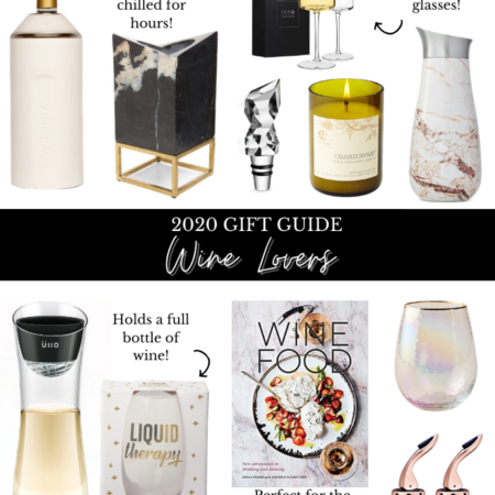2020 GIFT GUIDE: WINE LOVERS