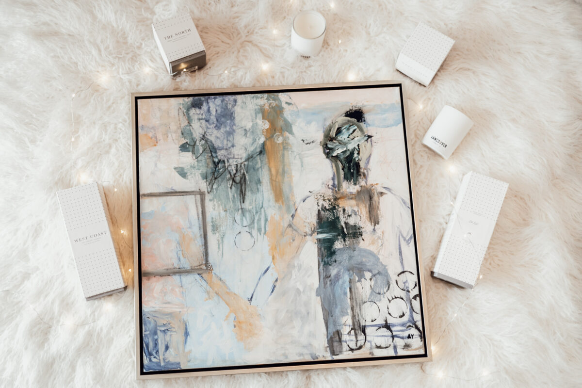 10 DAYS OF THANKFULNESS GIVEAWAY 2020 | annie yaker painting