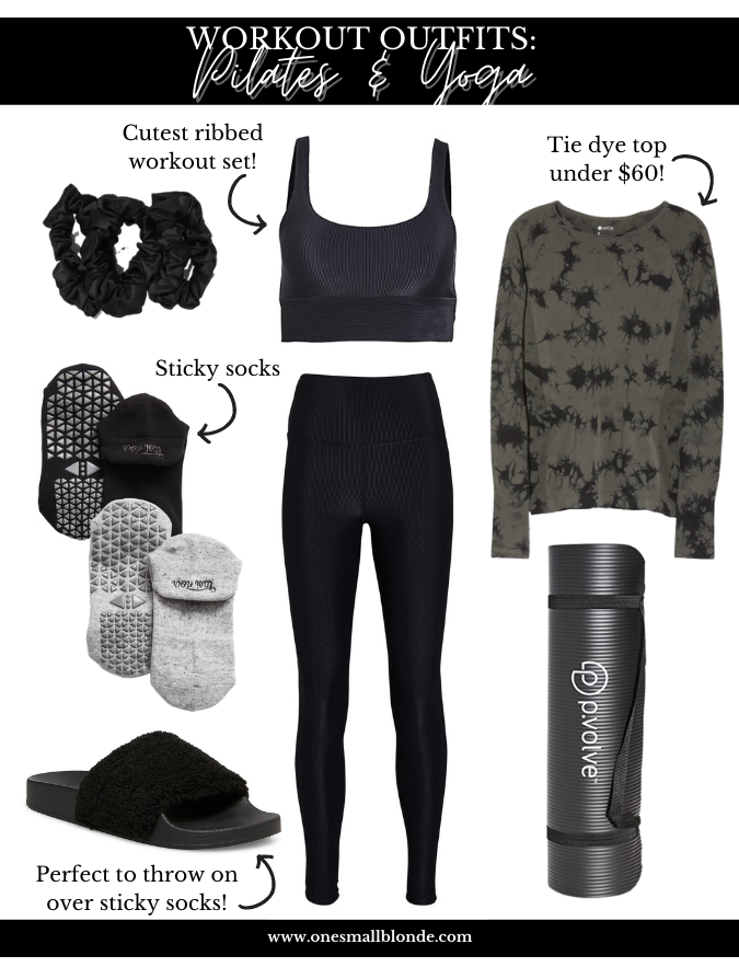 NEW YEAR WORKOUT CLOTHES