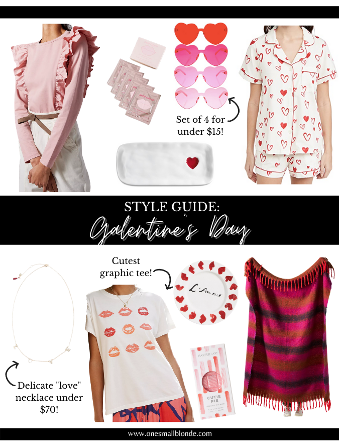 galentine's day style guide