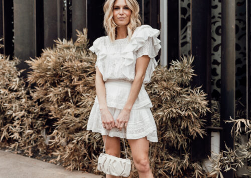 White Dresses for Spring