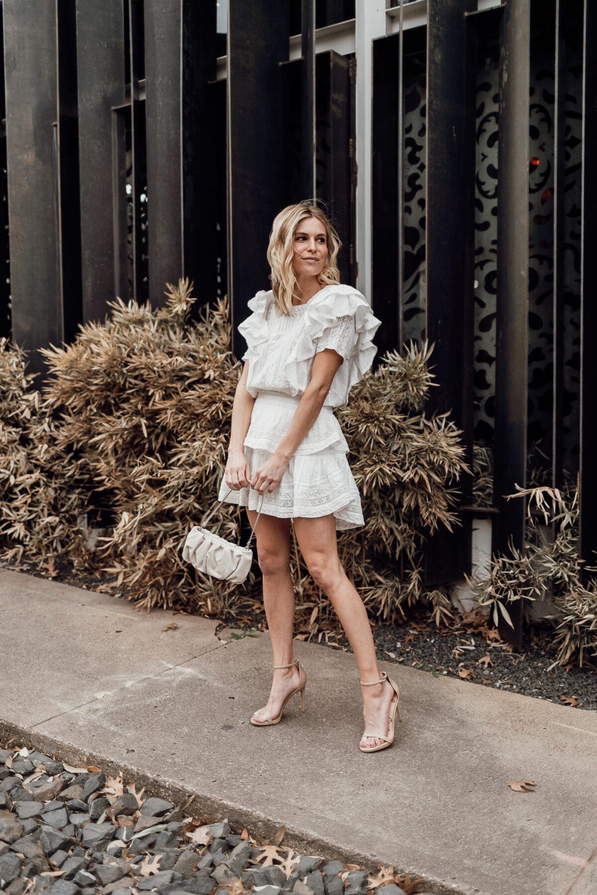 White Dresses for Spring